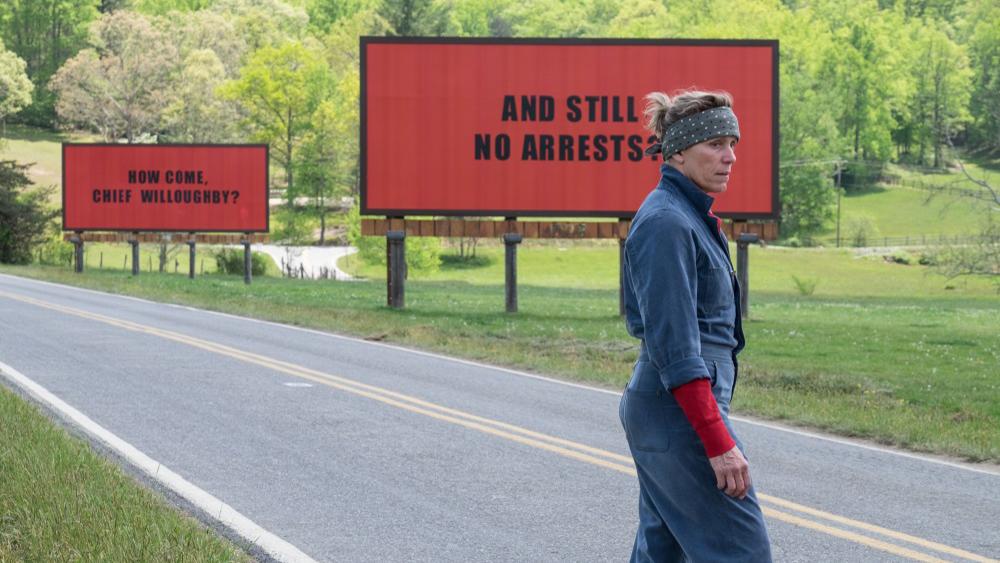 映画で学ぶ スリー ビルボード three billboards outside ebbing missouri