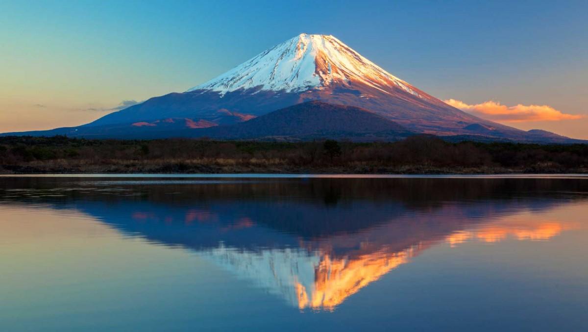 外国人に富士山を英語で説明 ...