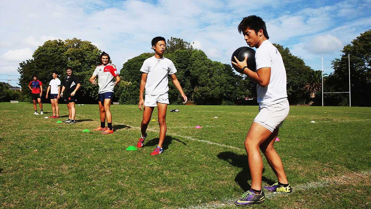 ニュージーランド留学おススメ学校|KAPLAN Game on english