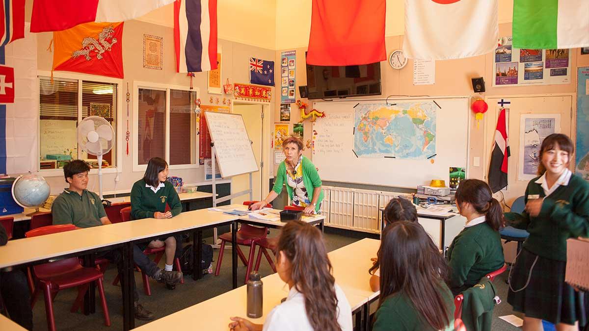 ニュージーランド留学おススメ学校|WAIMEA COLLEGE 英語クラス